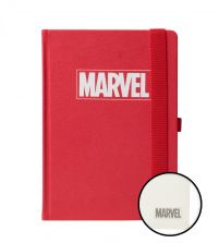 Marvel Logo - notes A5