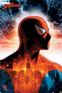 Spider-Man Protector Of The City - plakat