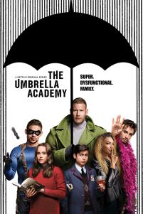The Umbrella Academy - plakat