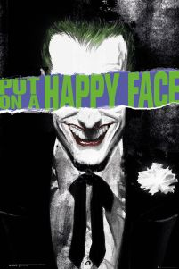 Poster DC Comics Joker Happy Face 61x91,5 cm