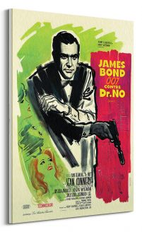Obraz na płótnie z filmu James Bond Dr. No