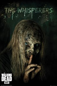 The Walking Dead The Whisperers Plakat