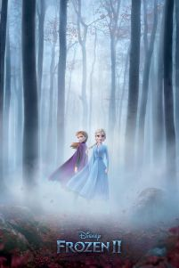 Frozen 2 Woods - plakat