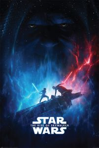 Star Wars: The Rise of Skywalker Galactic Encounter - plakat