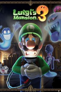 Luigi's Mansion 3 You're in for a Fright - plakat