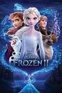 Frozen 2 Magic - plakat