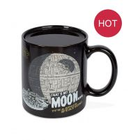 Star Wars That's No Moon - magiczny kubek