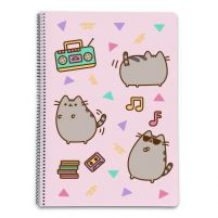 Pusheen The Cat - notes A4