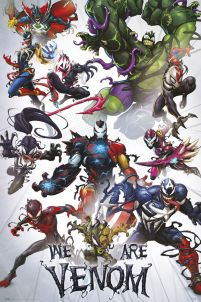 Marvel We Are Venom - plakat