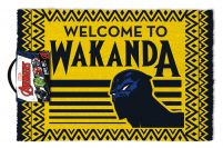 Black Panther Welcome to Wakanda - wycieraczka