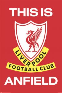 Liverpool FC This Is Anfield - plakat