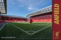 Liverpool FC Anfield - plakat