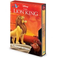 The Lion King Circle of Life VHS - notes A5