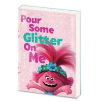 Trolls World Tour Pour Some Glitter - notes A5