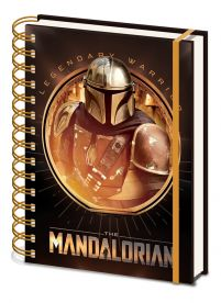 Star Wars: The Mandalorian Bounty Hunter - notes A5