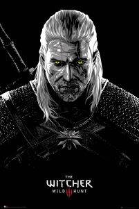 Plakat Toxicity Poisoning z gry The Witcher