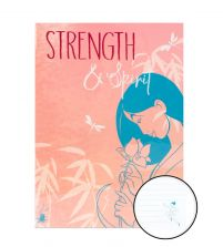 Mulan Strength & Spirit - notes A5