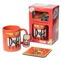 The Simpsons Duff Beer - zestaw na prezent
