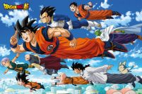 Dragon Ball Super Flying - plakat