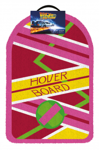 Back to the Future Hoverboard - wycieraczka