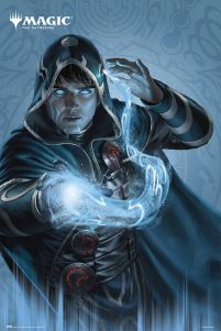 Magic The Gathering Jace - plakat