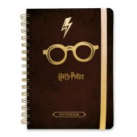 Harry Potter Glasses - notes A5