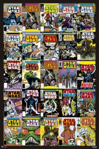 Star Wars Classic Covers - plakat