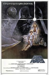 Star Wars In a Galaxy Far, Far Away - plakat