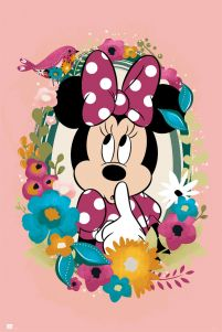 Disney Minnie Mouse - plakat