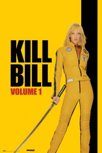 Kill Bill Vol. 1 - plakat