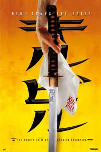 Kill Bill Katana - plakat