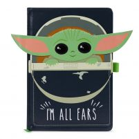 Star Wars The Mandalorian I'm All Ears Crib - notes A5