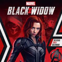 Marvel Black Widow - kalendarz 2021