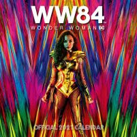 Wonder Woman - kalendarz 2021