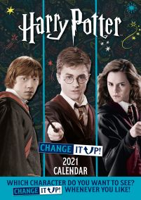 Harry Potter - kalendarz A3 change it up na 2020 rok