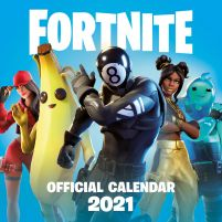 Fortnite - kalendarz 2021