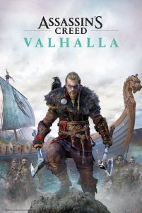 Assassin's Creed Valhalla - plakat