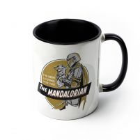 Star Wars: The Mandalorian I've Been Looking For You - kubek z wypełnieniem