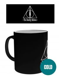 Harry Potter Deathly Hallows - magiczny kubek
