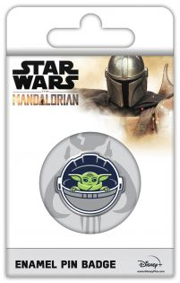 Star Wars The Mandalorian Asset Pod - przypinka