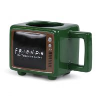 Friends Rather Be Watching - magiczny kubek 3D