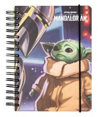 Star Wars The Mandalorian 2 - notes A5