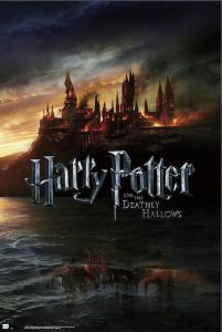 Harry Potter And The Deathly Hallows - plakat