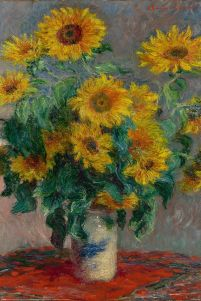 Bouquet of Sunflowers - plakat