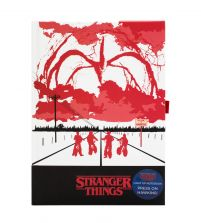 Stranger Things Mind Flayer Light Up - notes A5
