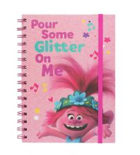 Trolle 2 Glitter - notes A5