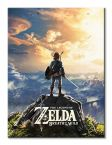 Obraz na ścianę The Legend Of Zelda: Breath Of The Wild Sunset