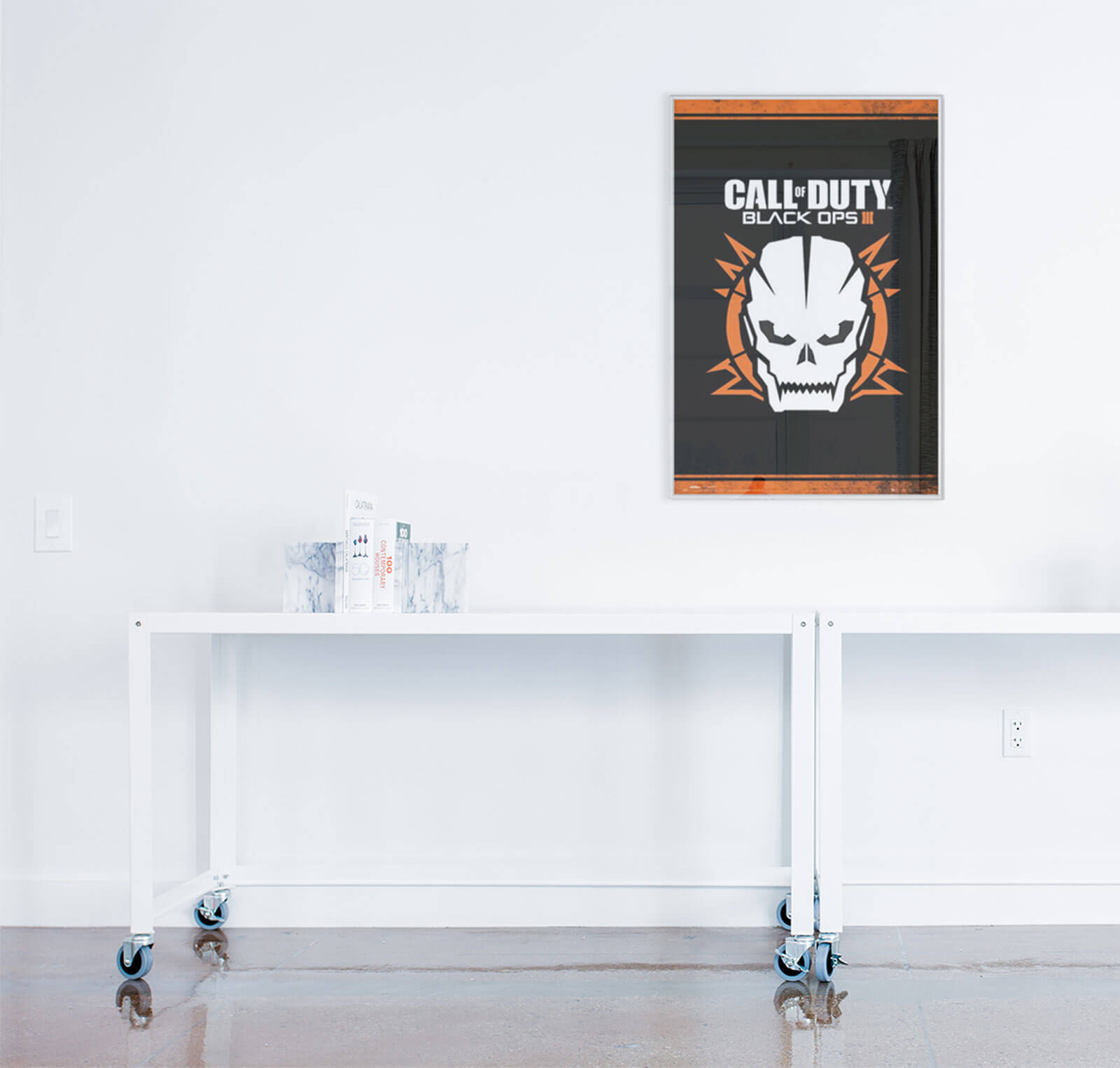 Plakat z gry Call Of Duty