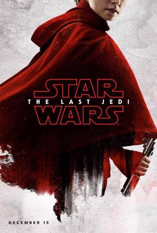 Nowe Plakaty Z Filmu Gwiedne Wojny Ostatni Jedi