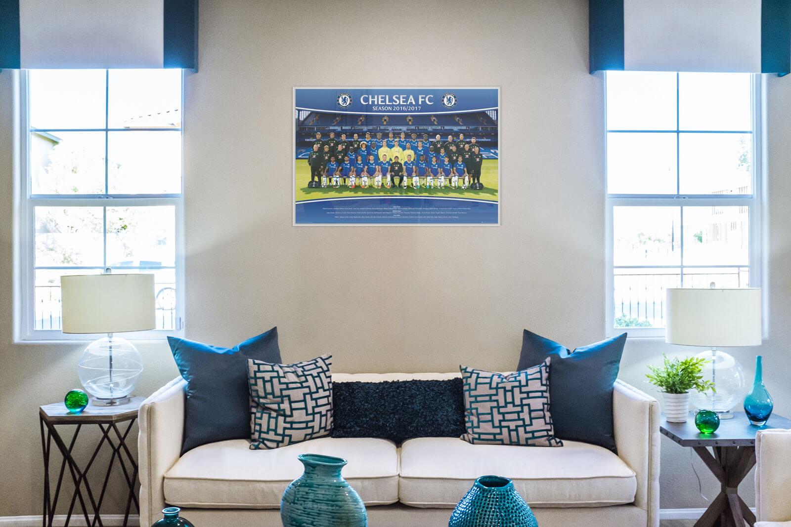 9f9d81dfe0ad Chelsea - Plakaty z angielskim klubem